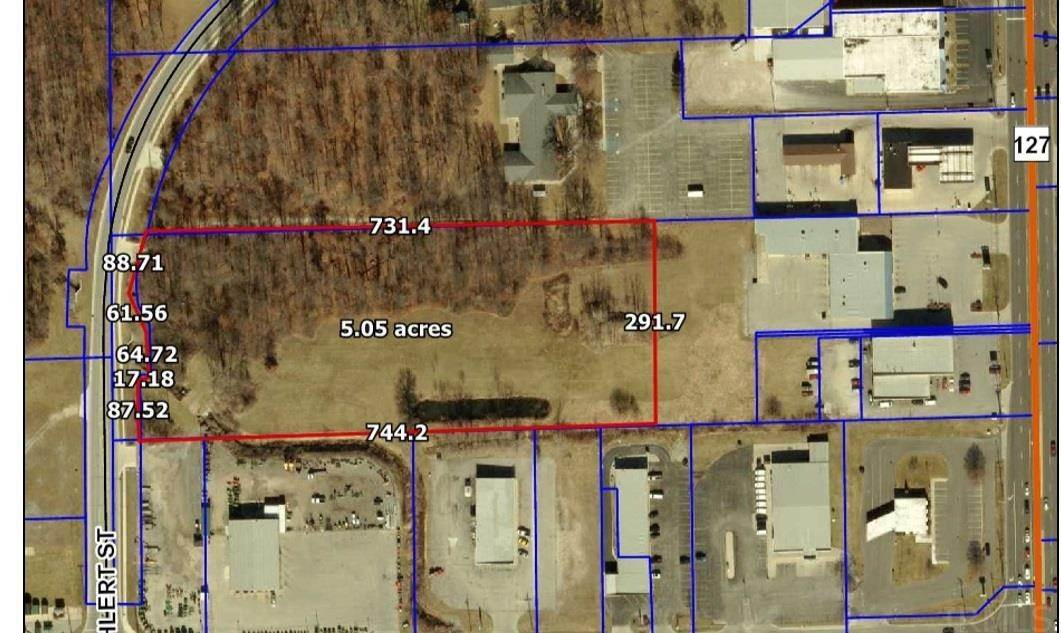 Commercial Land for Sale at Wohlert Street Angola, Indiana 46703 United States