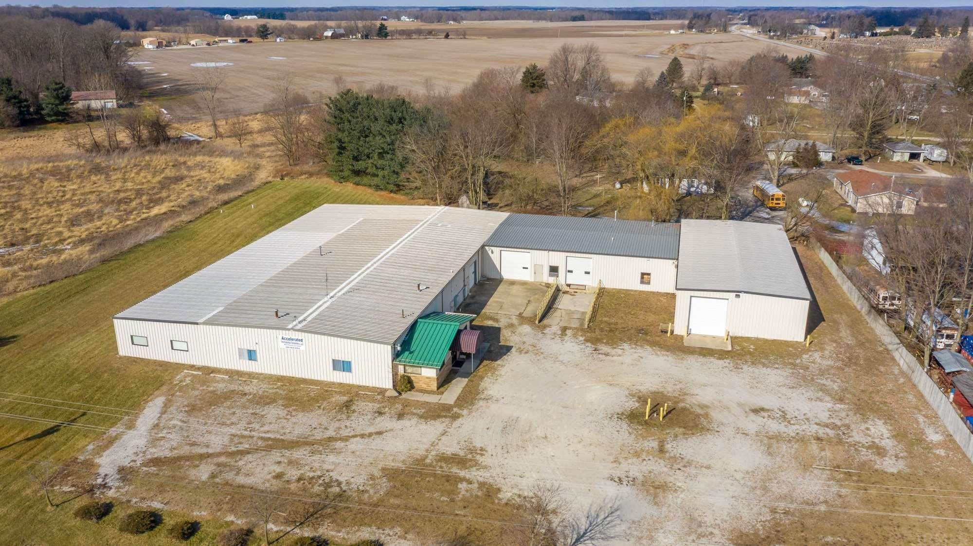 Industrial for Sale at 4506 S State Road 9-57 Churubusco, Indiana 46723 United States