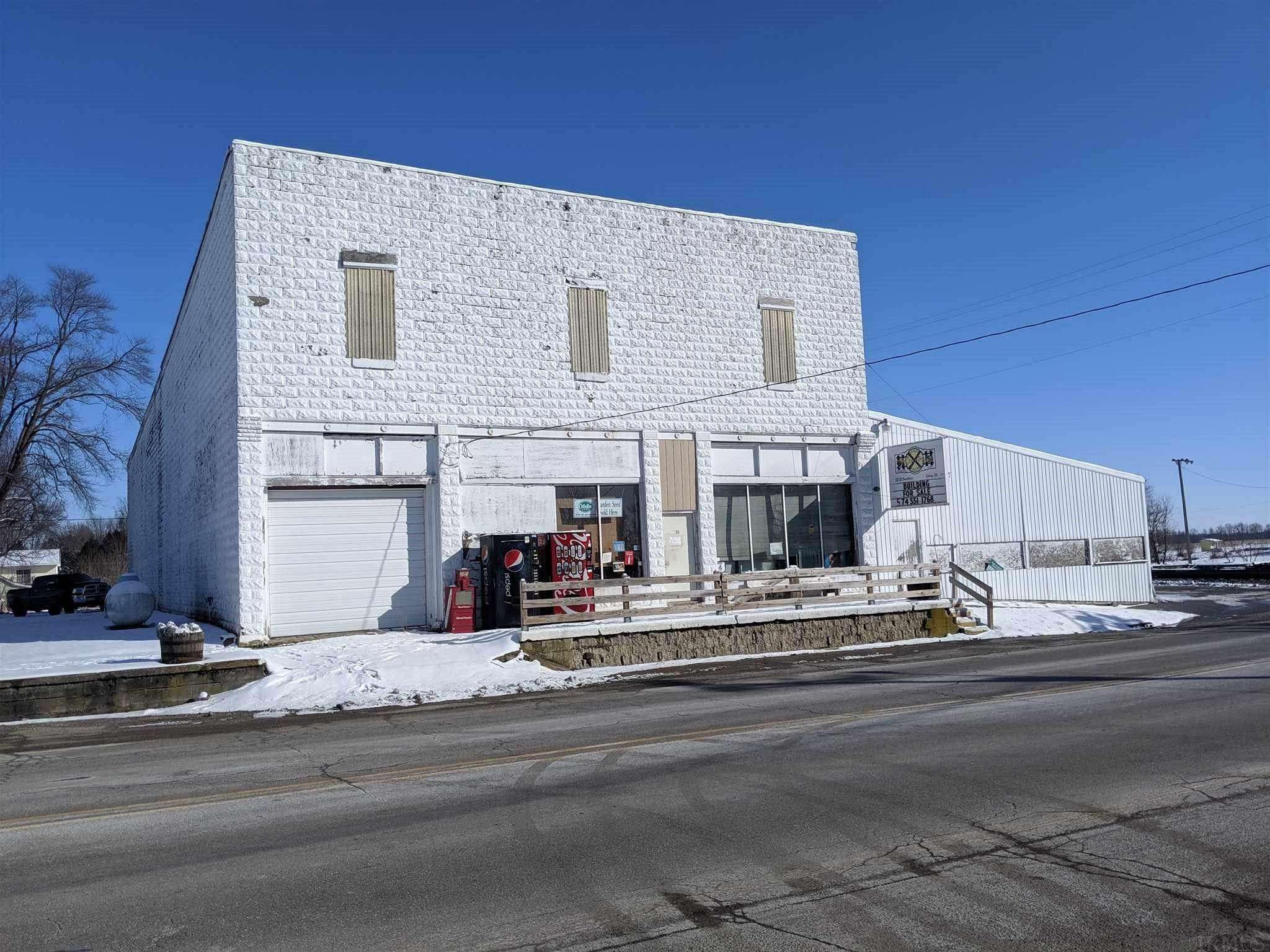 Commercial for Sale at 105 S Main Street Sidney, Indiana 46562 United States