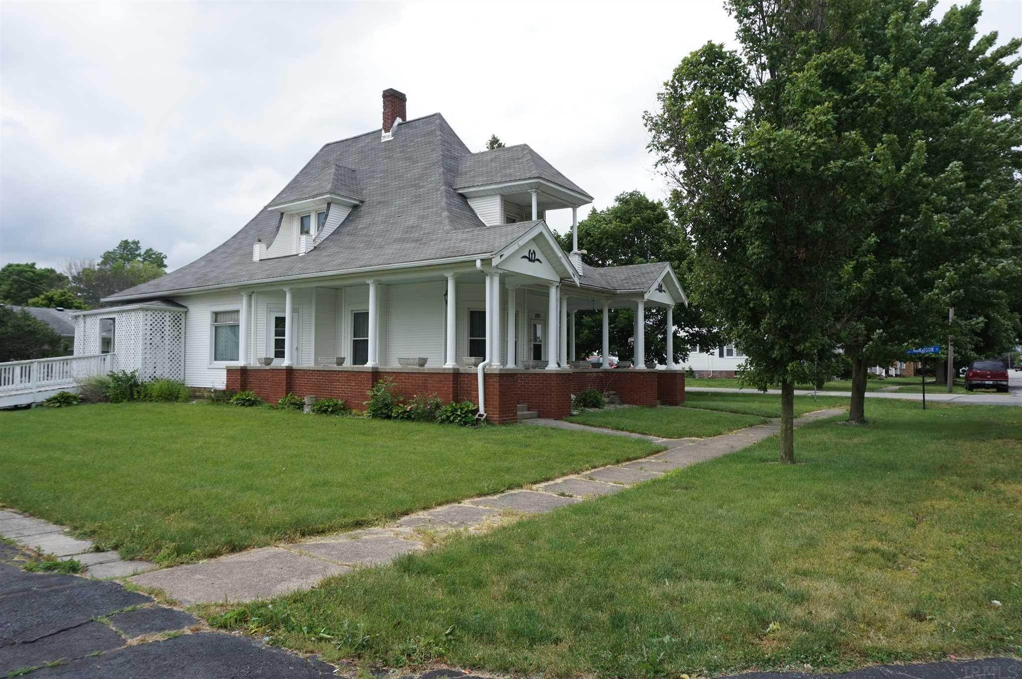 Single Family Homes por un Venta en 200 S Ohio Street Remington, Indiana 47977 Estados Unidos