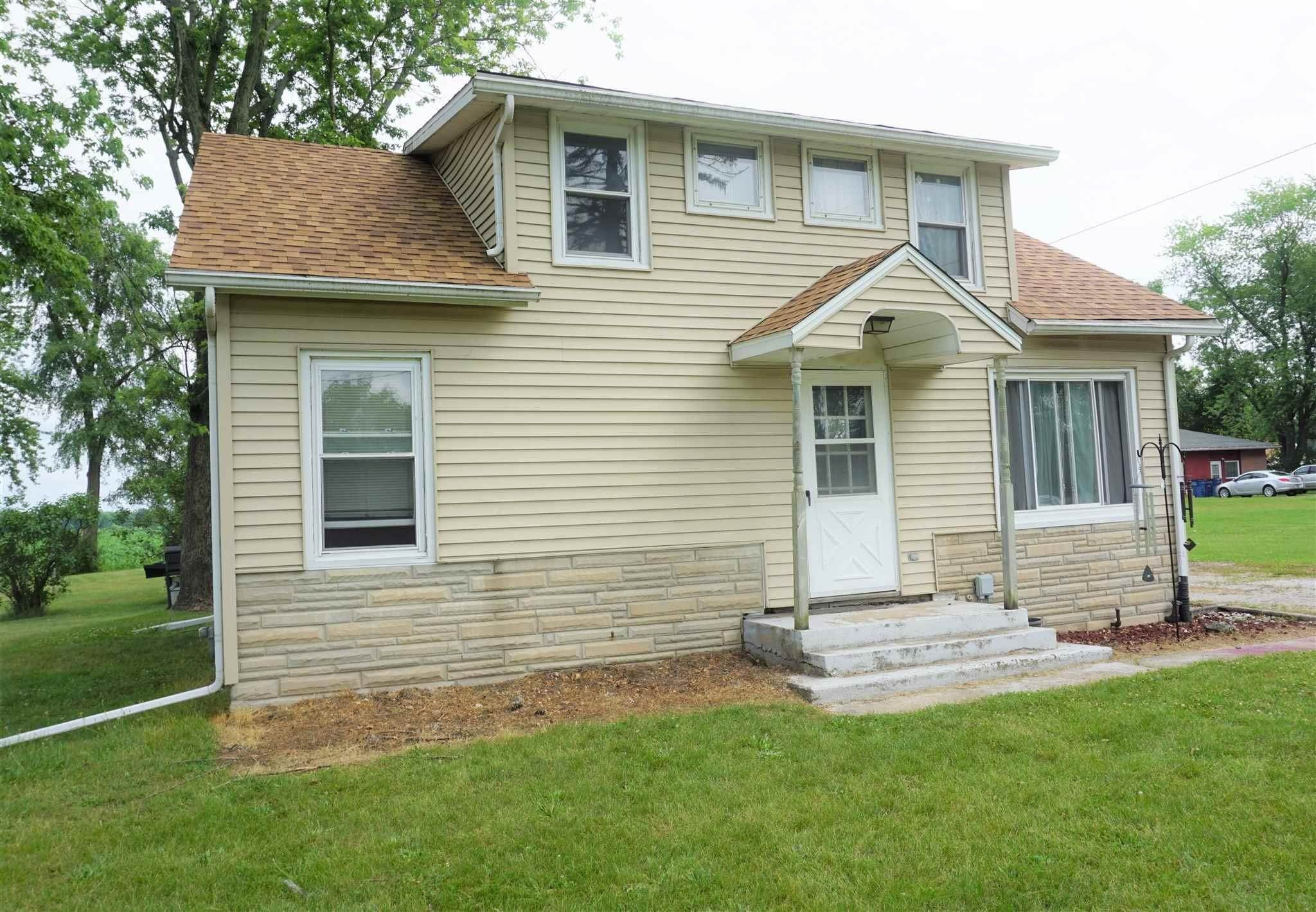 Single Family Homes por un Venta en 2899 E Hwy 6 Hamlet, Indiana 46532 Estados Unidos