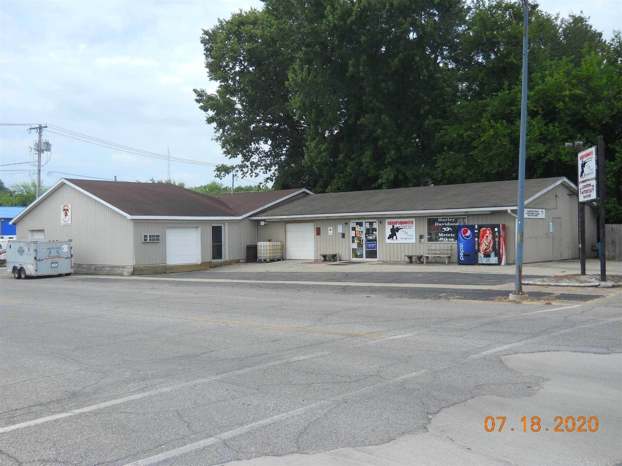 Commercial for Sale at 104 S Miami Street Peru, Indiana 46970 United States