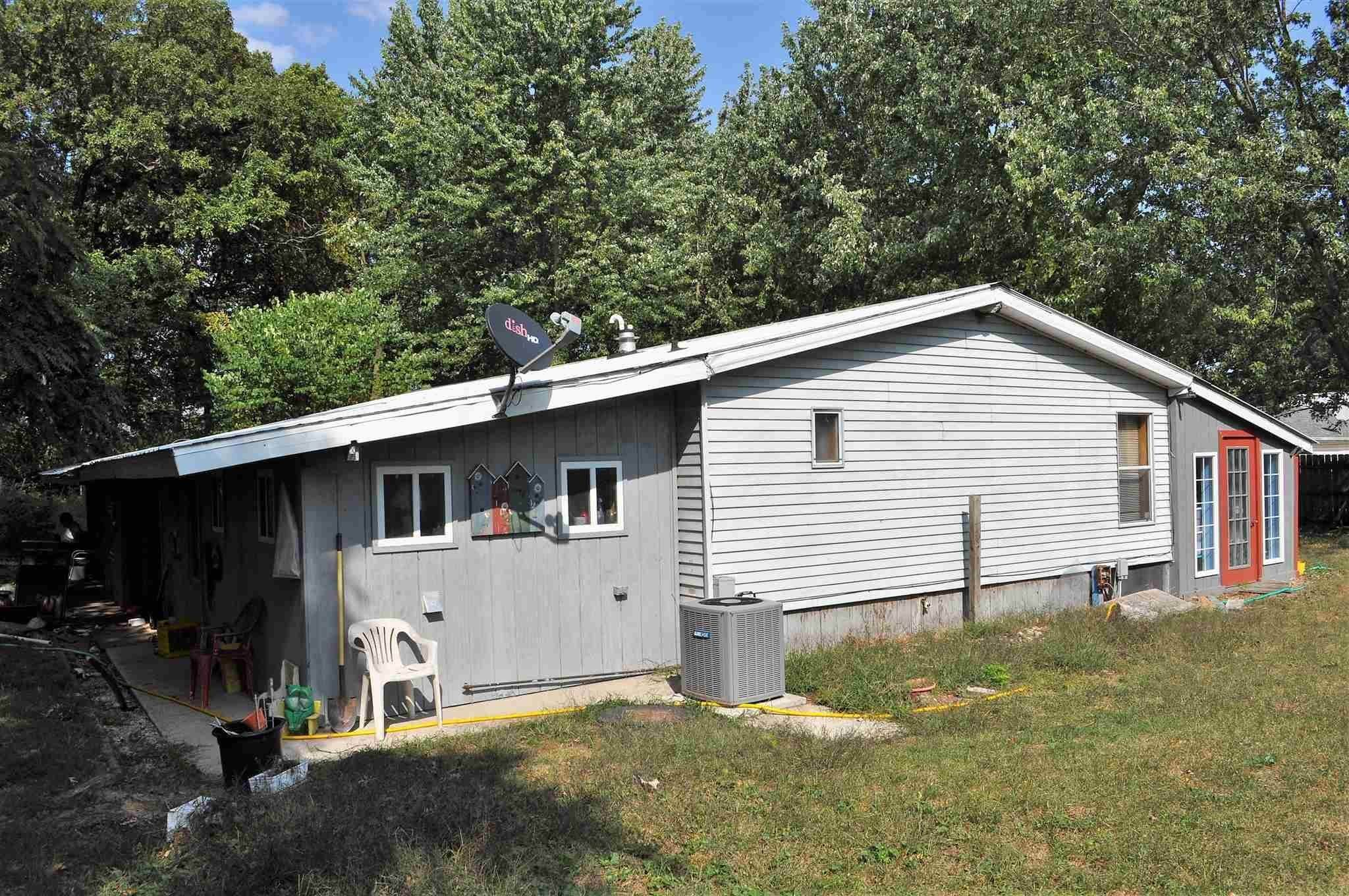 Manufactured Home for Sale at 4970 E 900 South Road Monterey, Indiana 46960 United States