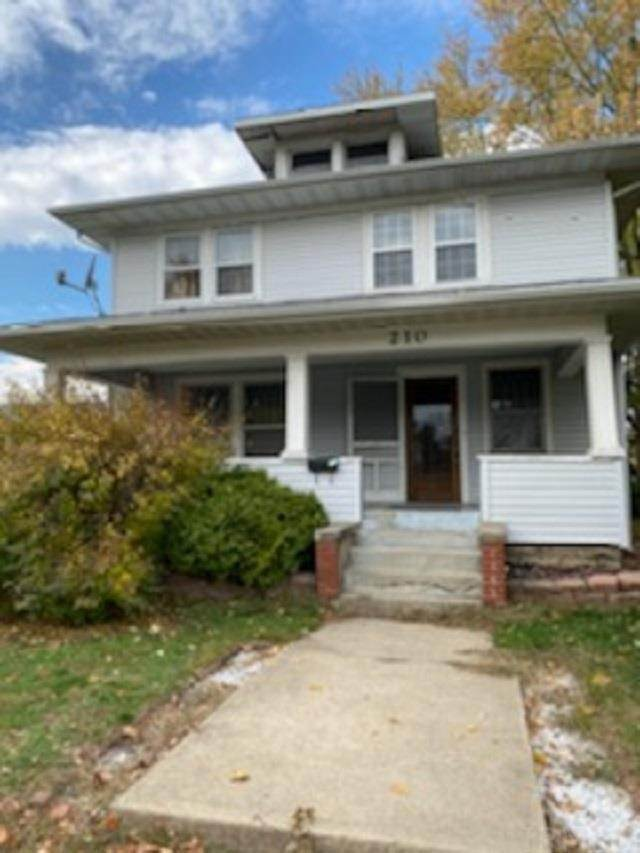 Single Family Homes for Sale at 210 W 10TH Street Peru, Indiana 46970 United States