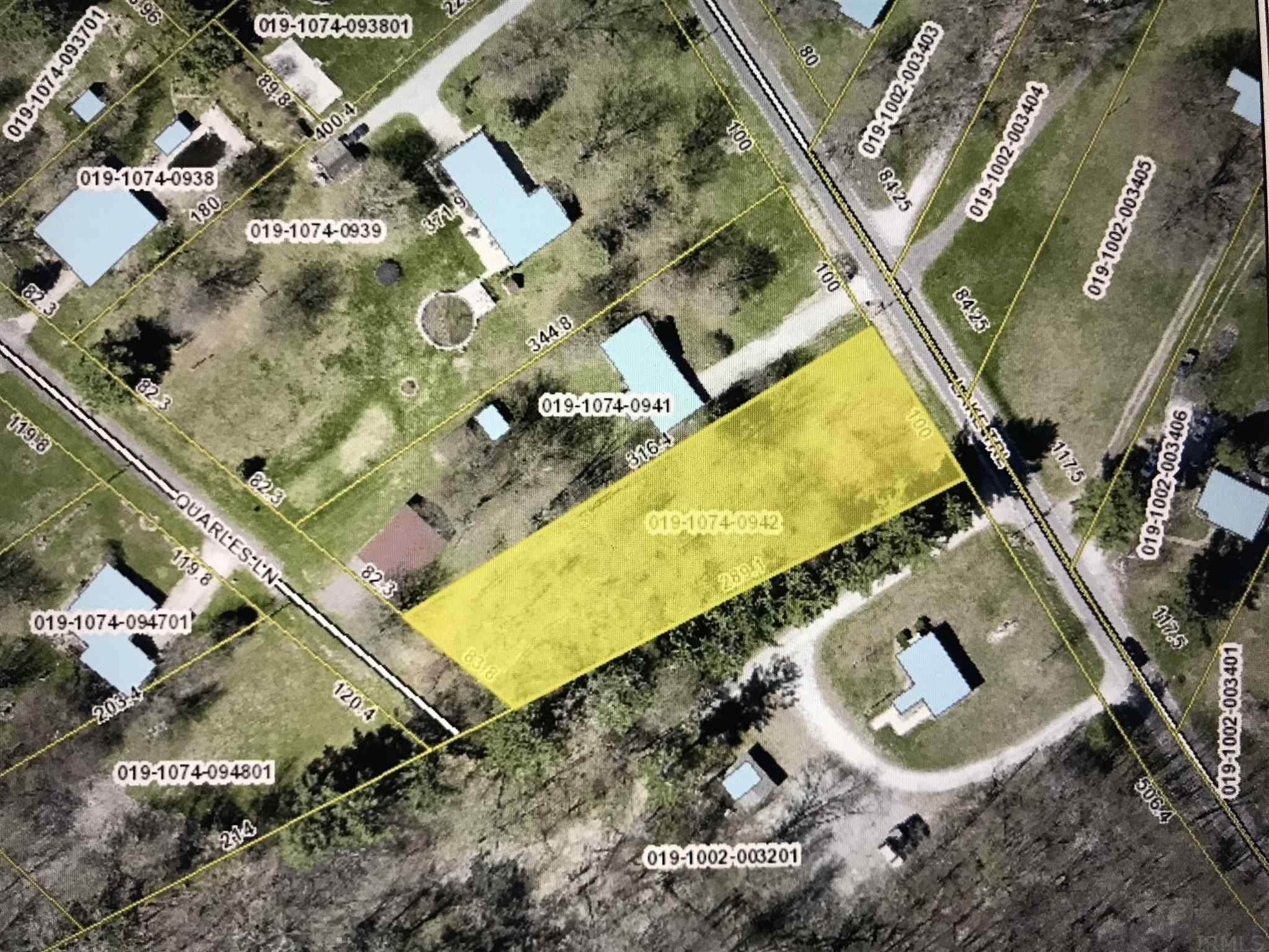 Residential Lots & Land for Sale at 67756 Patnaude Trail Lakeville, Indiana 46536 United States