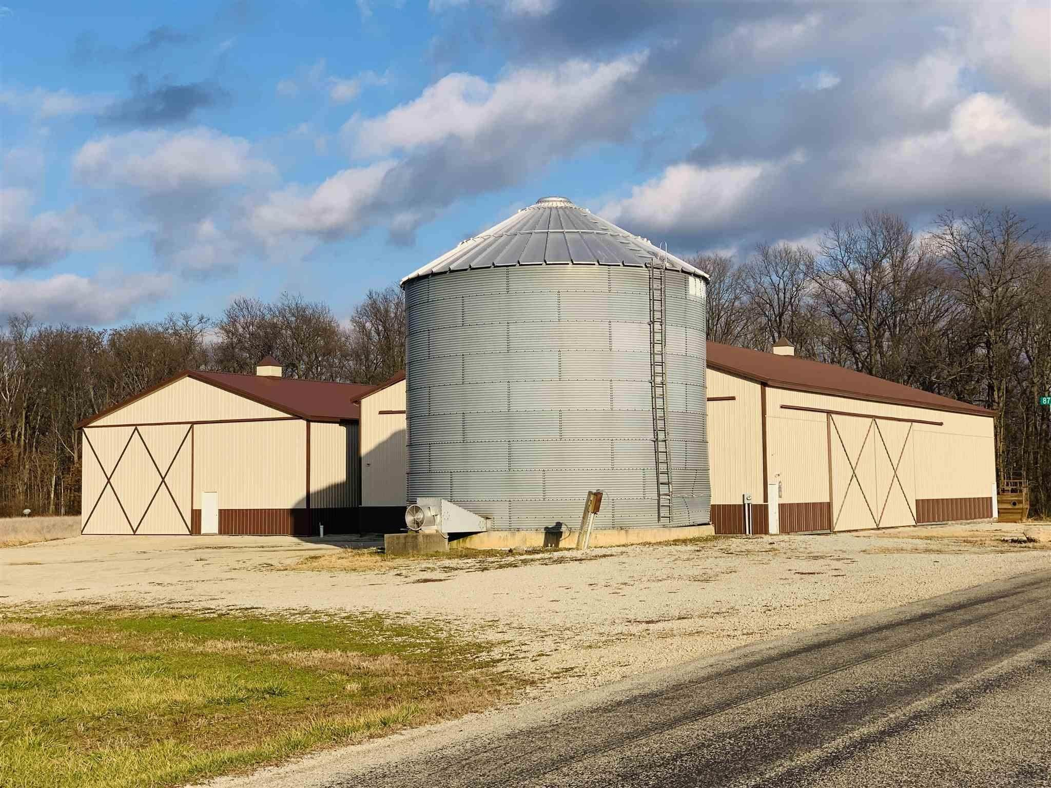 Agricultural Land for Sale at 8715 E 200 N-5 Dunkirk, Indiana 47336 United States