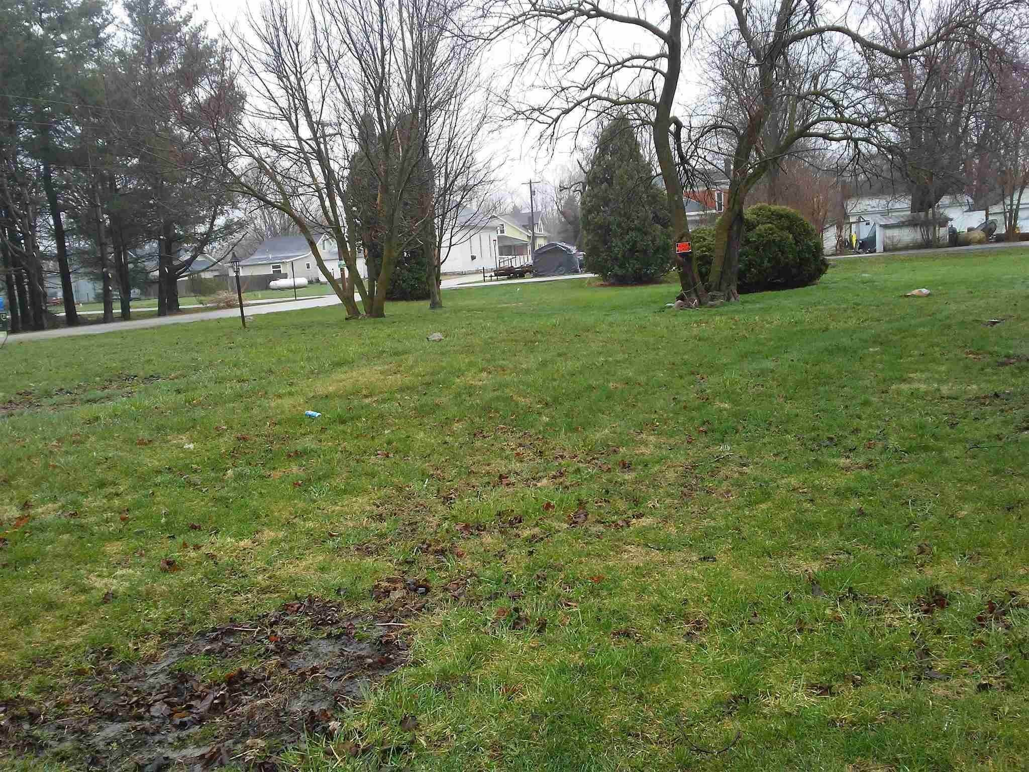 Residential Lots & Land for Sale at 214 E Hammontreet Street Larwill, Indiana 46764 United States