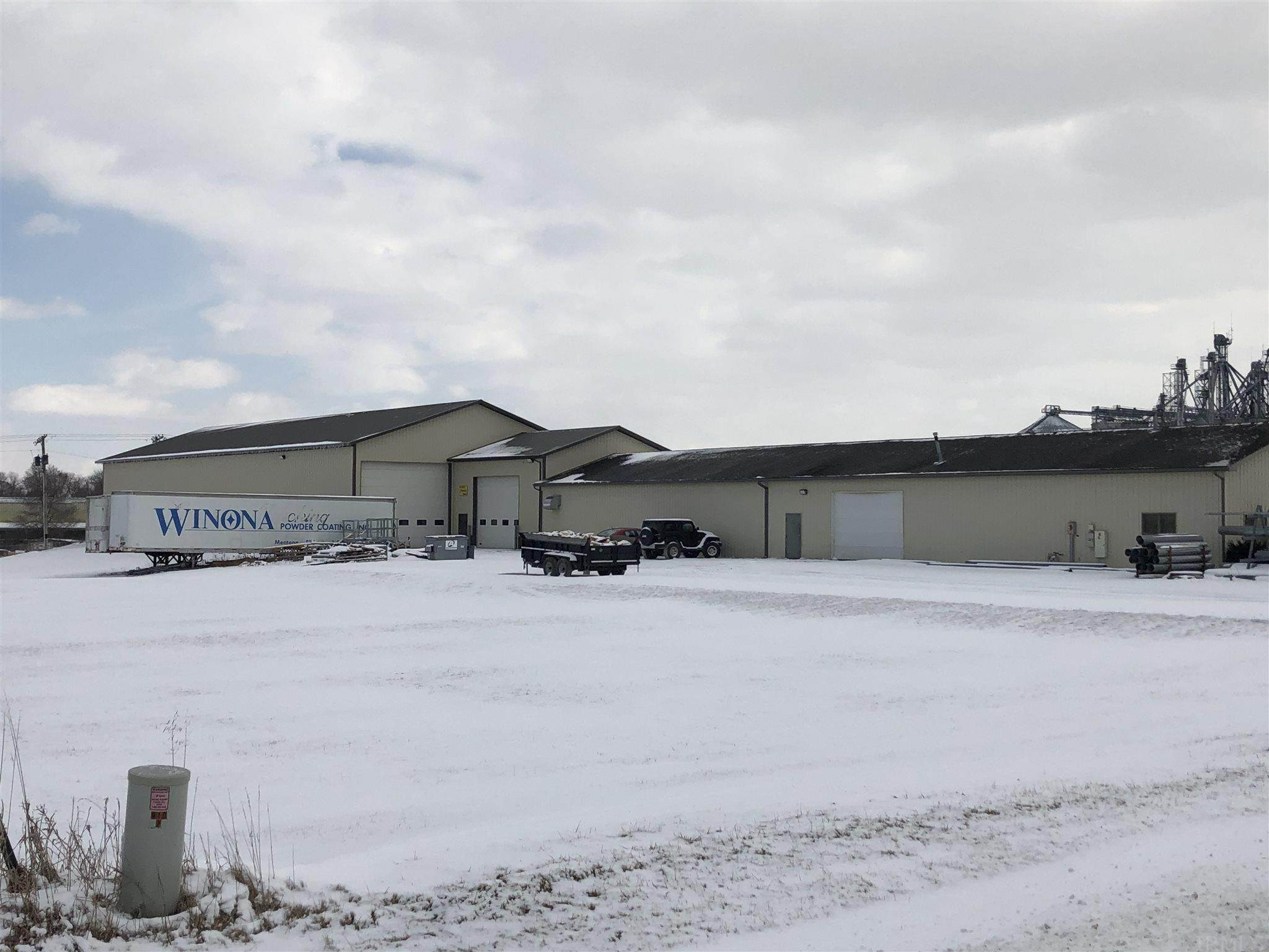 Industrial for Sale at 602 Hathaway Drive South Whitley, Indiana 46787 United States