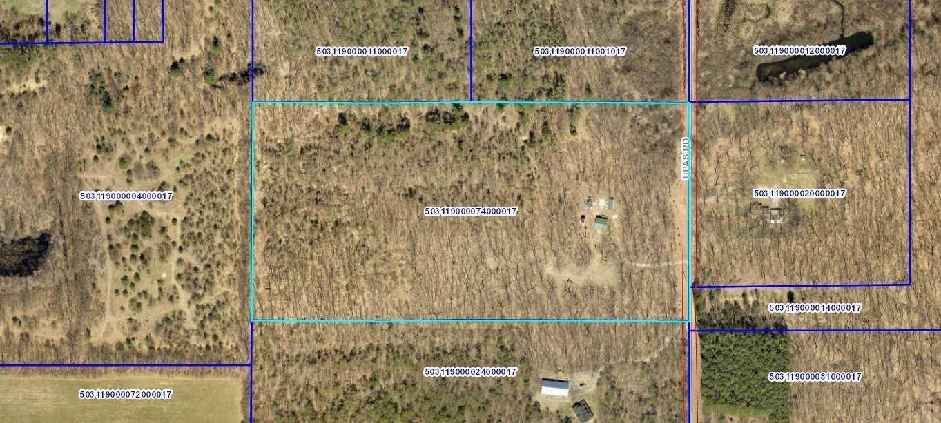Residential Lots & Land for Sale at 12187 Upas Road Plymouth, Indiana 46563 United States