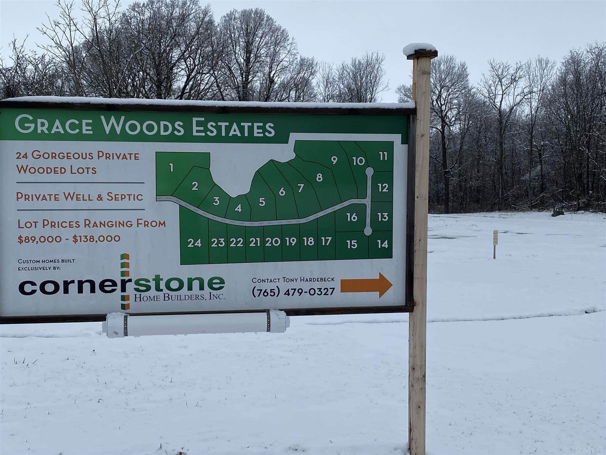 Residential Lots & Land for Sale at 9060 Herring Lane Battle Ground, Indiana 47920 United States