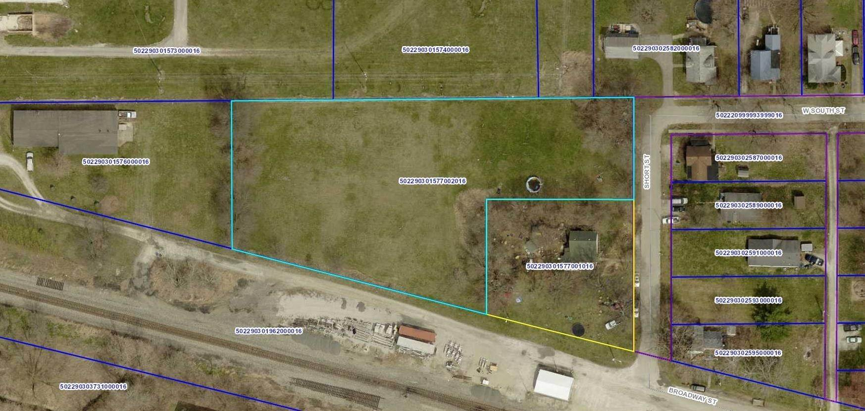 Residential Lots & Land for Sale at TBD S Short Street Argos, Indiana 46501 United States