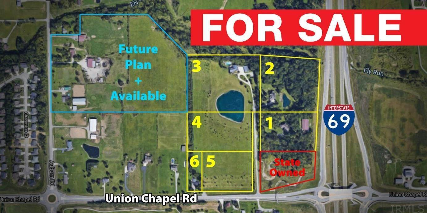 Commercial for Sale at 13428 & 13430 Auburn Road Fort Wayne, Indiana 46845 United States