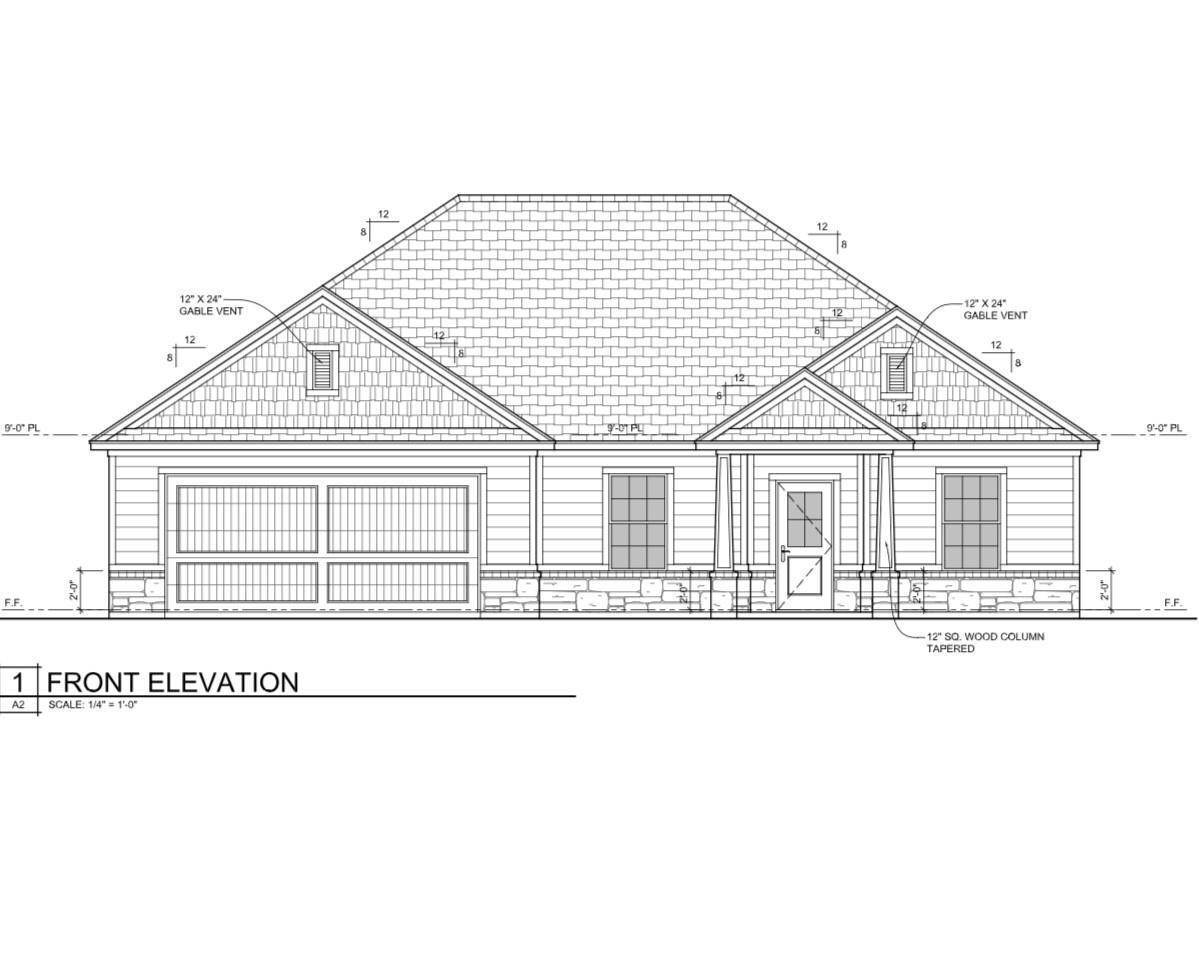 Single Family Homes pour l Vente à 1441 STAFFORD Drive Kokomo, Indiana 46902 États-Unis