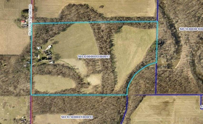 Single Family Homes for Sale at 13852 W County Line Road Culver, Indiana 46511 United States