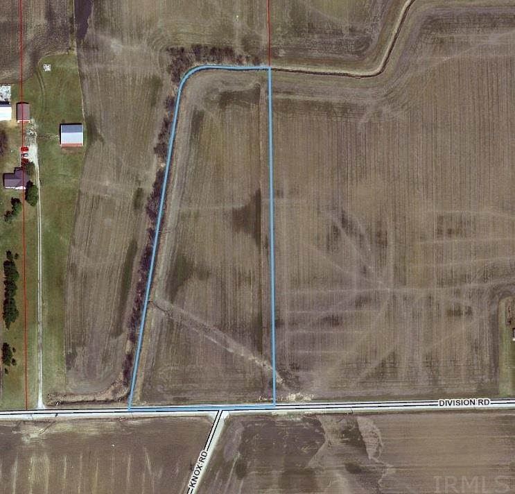 Agricultural Land for Sale at 10314 W Division Road Dunkirk, Indiana 47336 United States