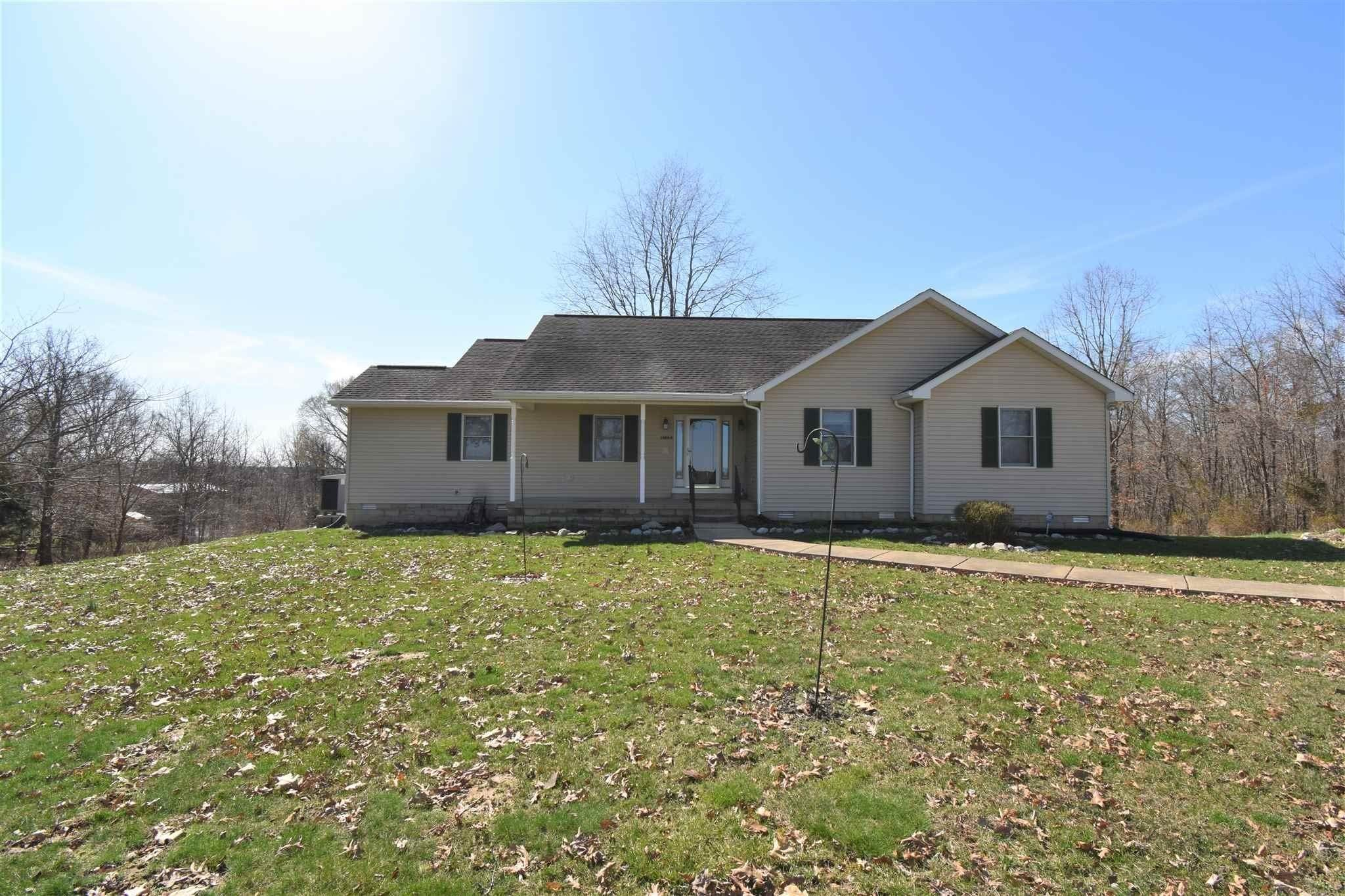 Single Family Homes por un Venta en 10884 S Private Road 850 E Carlisle, Indiana 47838 Estados Unidos