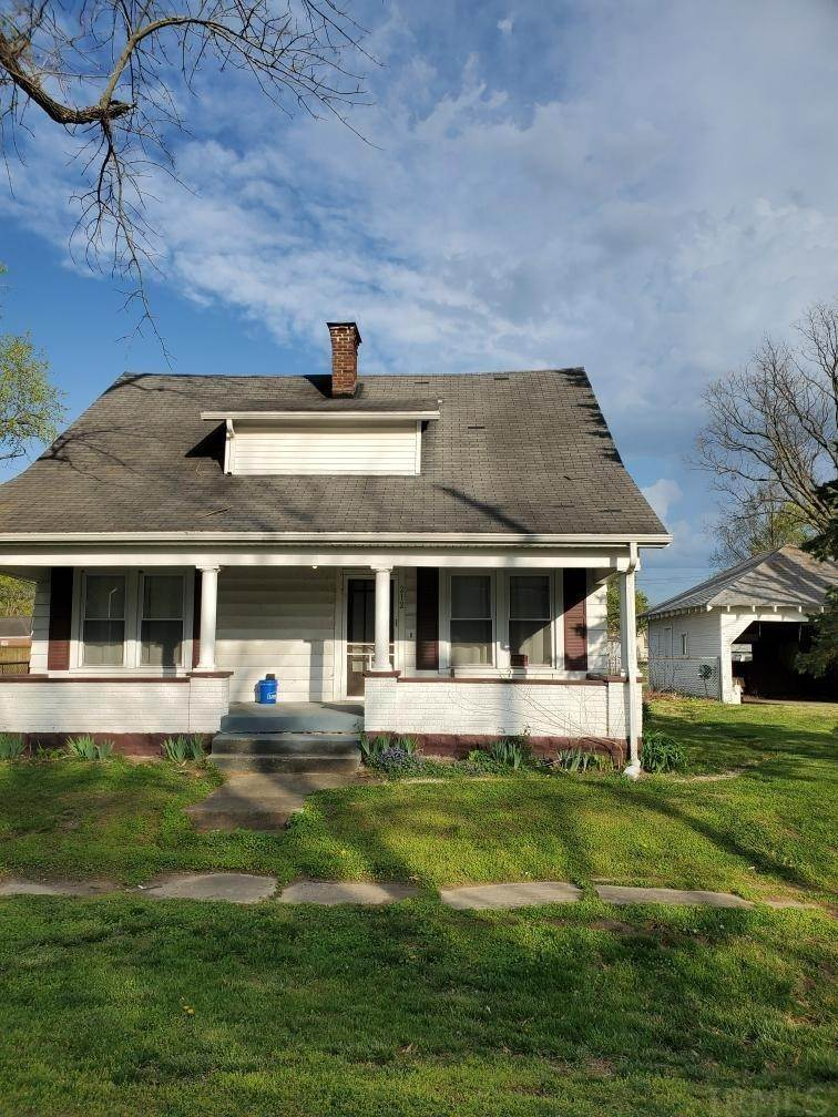 Single Family Homes por un Venta en 212 N Park Street Oaktown, Indiana 47561 Estados Unidos