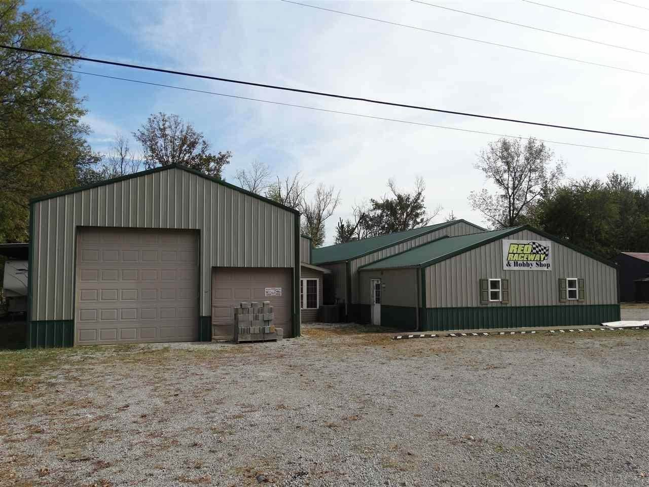 Industrial for Sale at 1515 S State Road 161 Rockport, Indiana 47635 United States