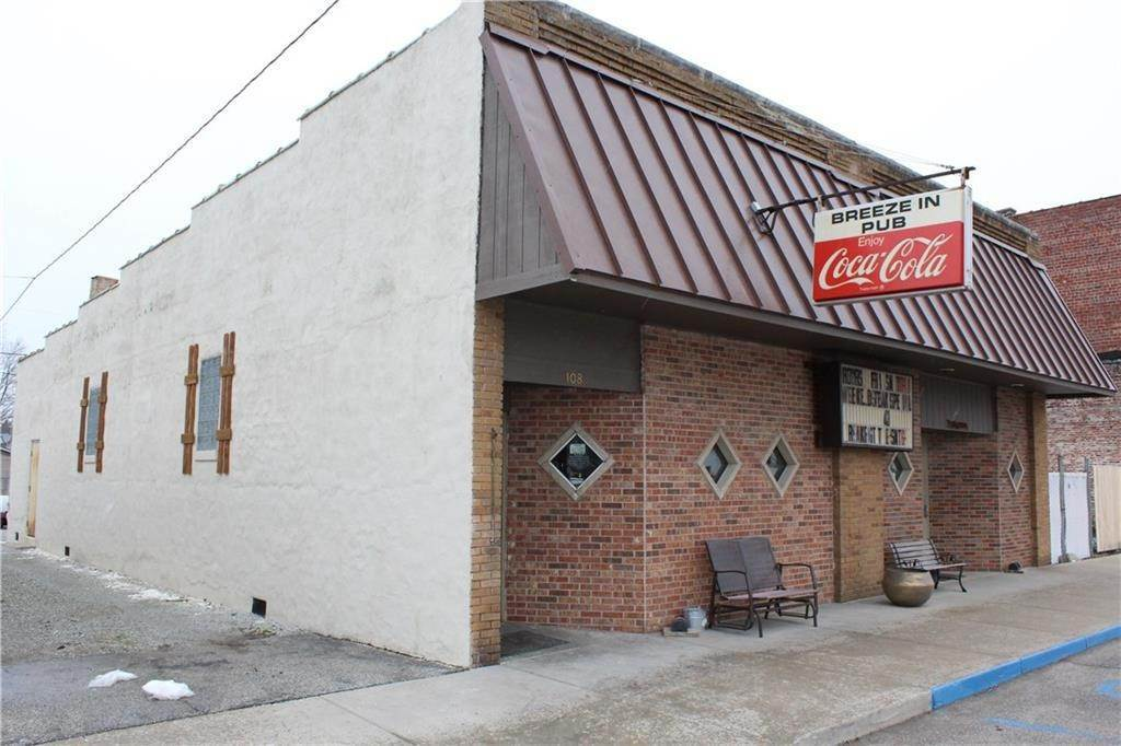 Commercial for Sale at 108 Railroad Street Kempton, Indiana 46049 United States