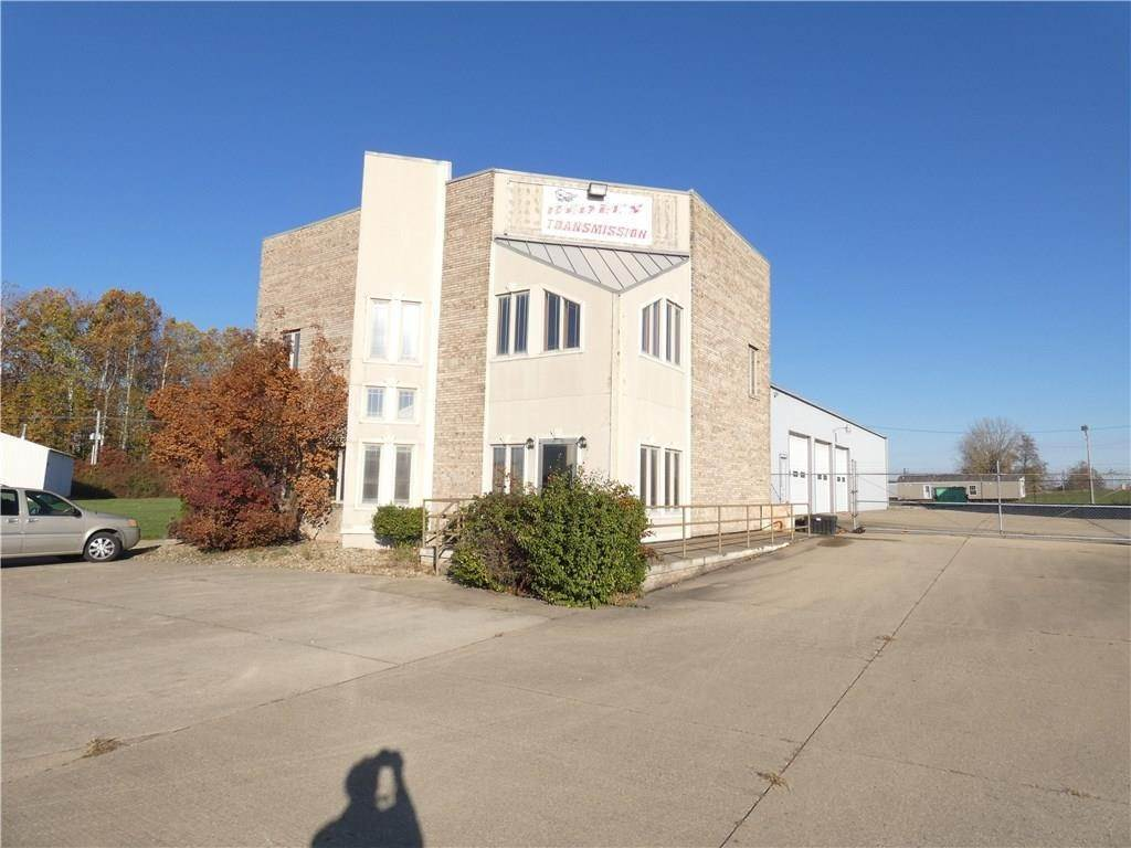 Industrial for Sale at 2641 Montgomery Drive Seymour, Indiana 47274 United States