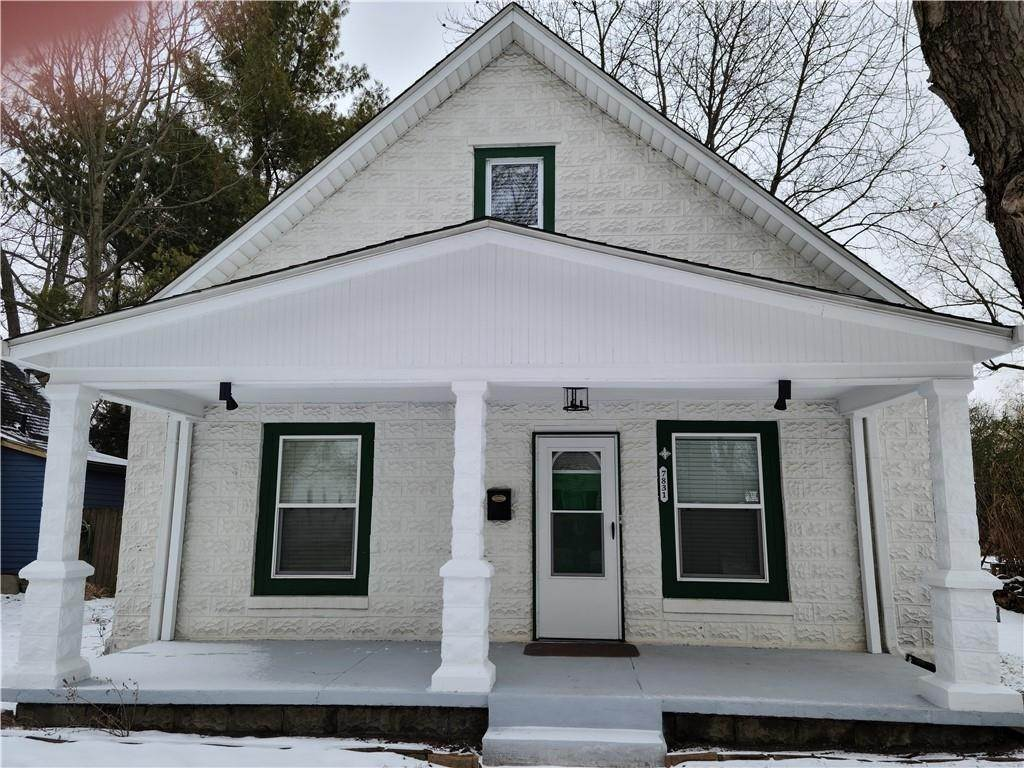 Single Family Homes por un Venta en 7831 Alexander Street Indianapolis, Indiana 46259 Estados Unidos