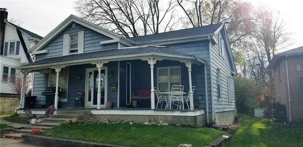 Single Family Homes por un Venta en 407 Main Street Ática, Indiana 47918 Estados Unidos