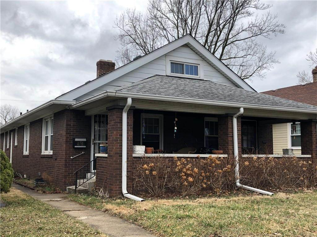 1. Residential Income for Sale at 816-818 Bancroft Street Indianapolis, Indiana 46201 United States