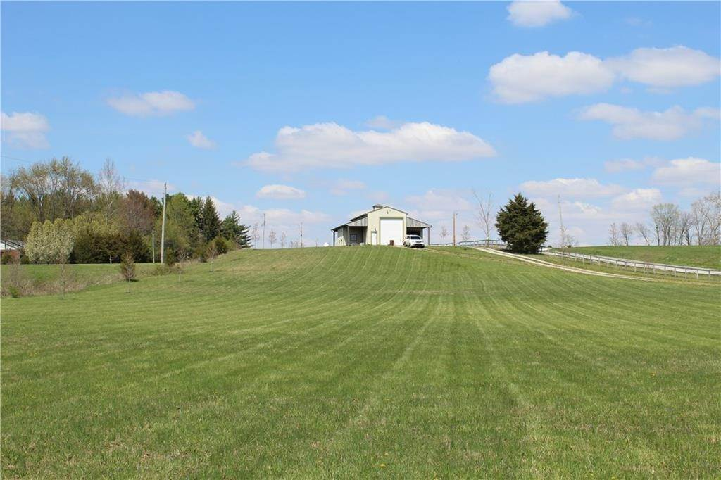 Land for Sale at 3916 S County Road 700 Coatesville, Indiana 46121 United States