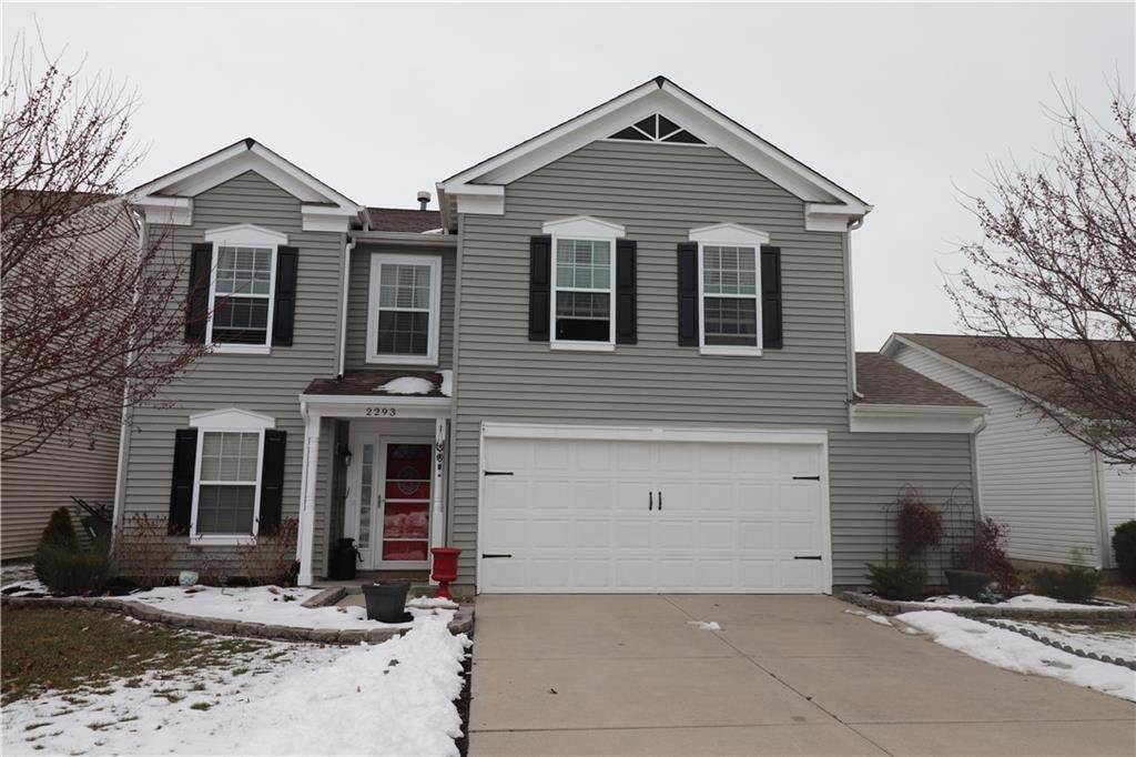 Single Family Homes por un Venta en 2293 Cedarmill Drive Franklin, Indiana 46131 Estados Unidos