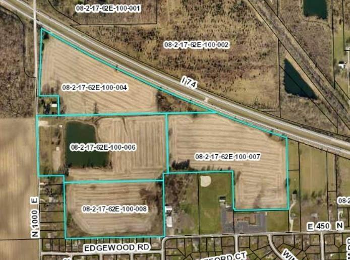 Land for Sale at 4705 N County Road 1000 Brownsburg, Indiana 46112 United States