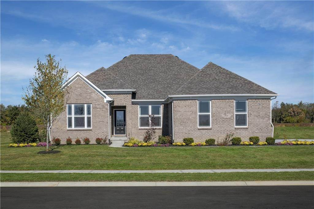 Single Family Homes for Sale at 4216 Edelweiss Drive Plainfield, Indiana 46168 United States