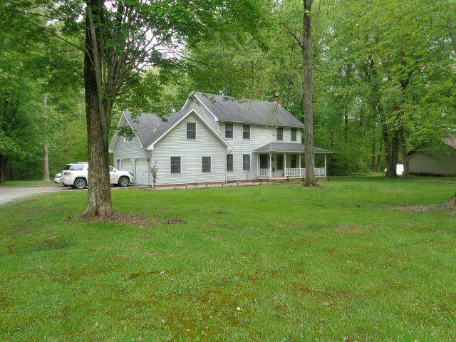 Single Family Homes for Sale at 7284 N Haywood Farms Road Brazil, Indiana 47834 United States