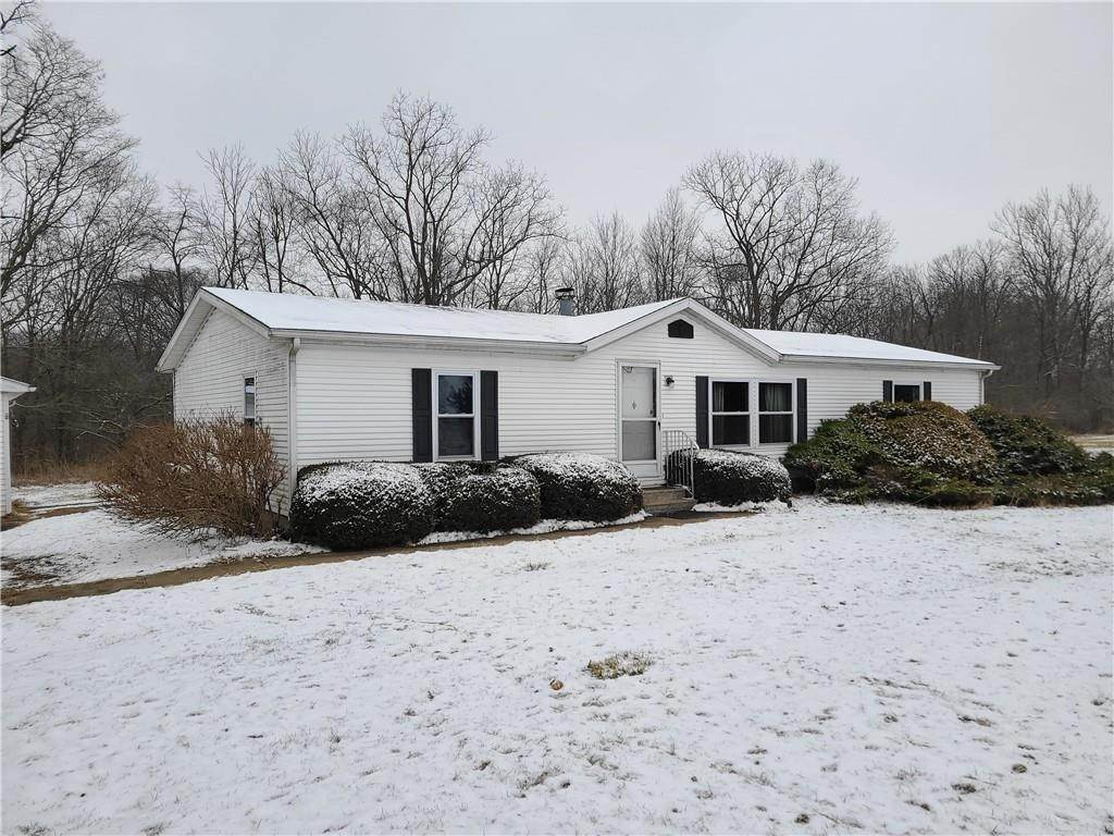 Single Family Homes por un Venta en 9850, 9864 400 Carthage, Indiana 46115 Estados Unidos