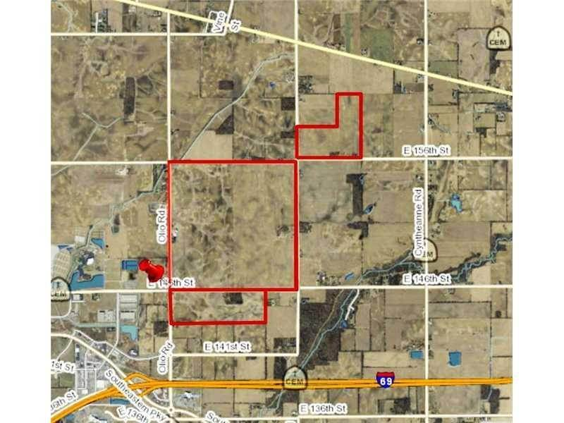 Land for Sale at 14600 N Olio Road Noblesville, Indiana 46060 United States
