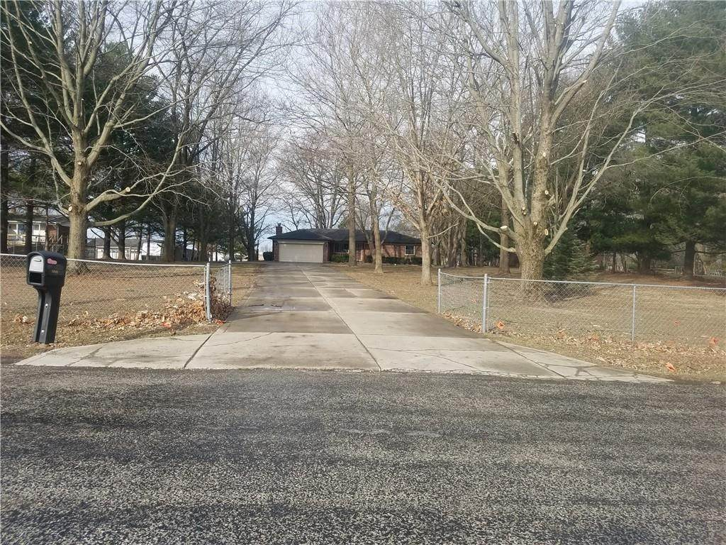 Single Family Homes for Sale at 5046 N County Road 400 North Salem, Indiana 46165 United States
