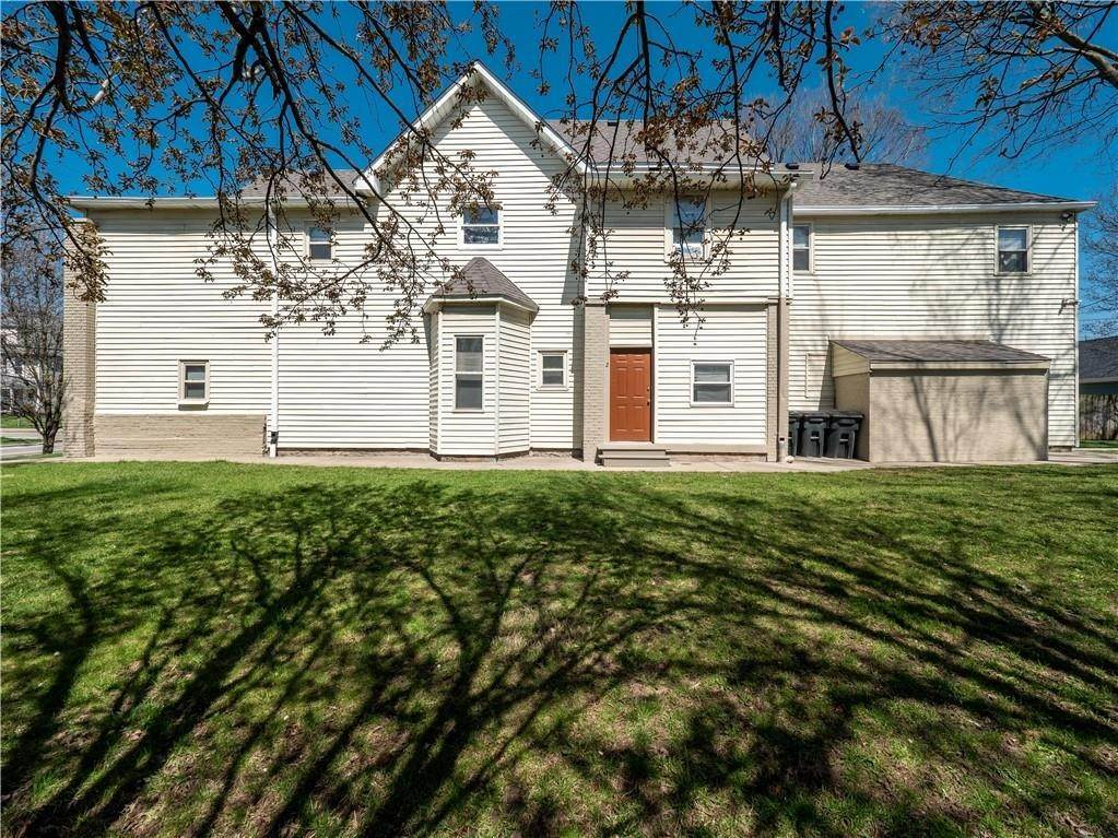 Residential Income for Sale at 1023 S State Avenue Indianapolis, Indiana 46203 United States