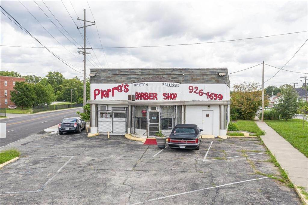 Retail - Commercial for Sale at 510 E 34th Street Indianapolis, Indiana 46205 United States