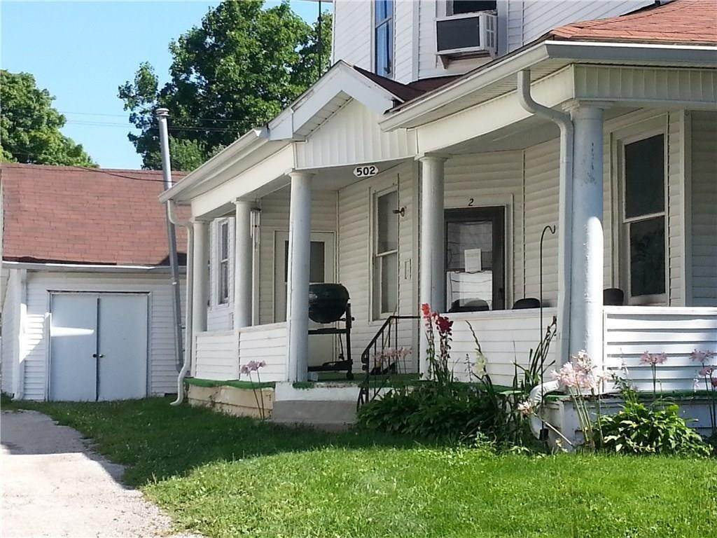 Residential Lease at 502 Main Street Lebanon, Indiana 46052 United States