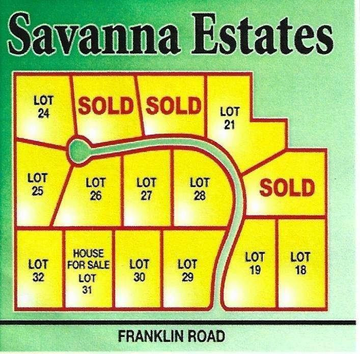 Land for Sale at Lot 32 Franklin Road Hagerstown, Indiana 47346 United States