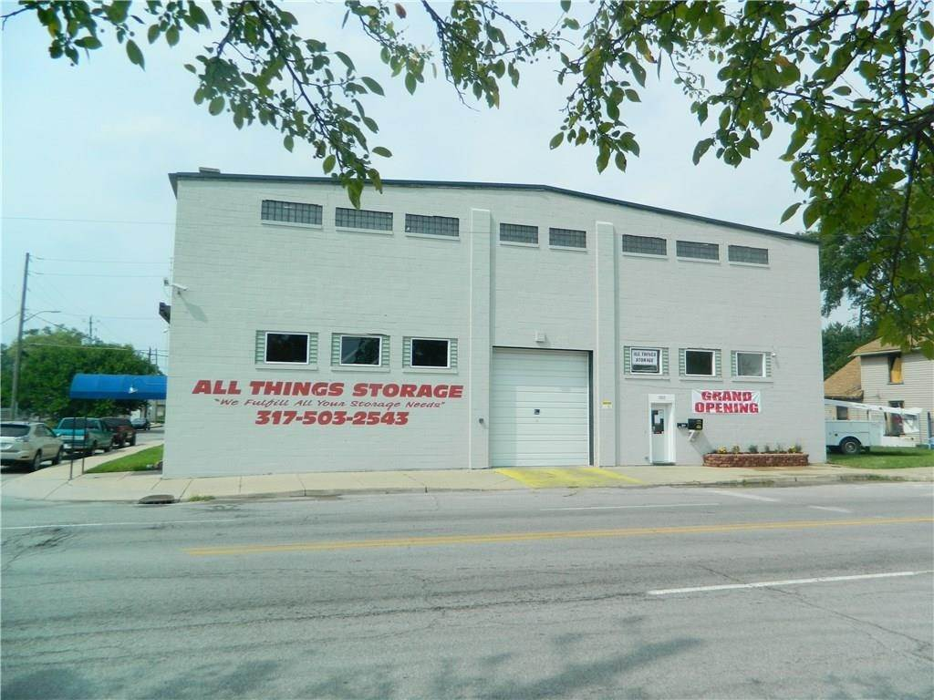 Retail - Commercial for Sale at 1902 English Avenue Indianapolis, Indiana 46201 United States