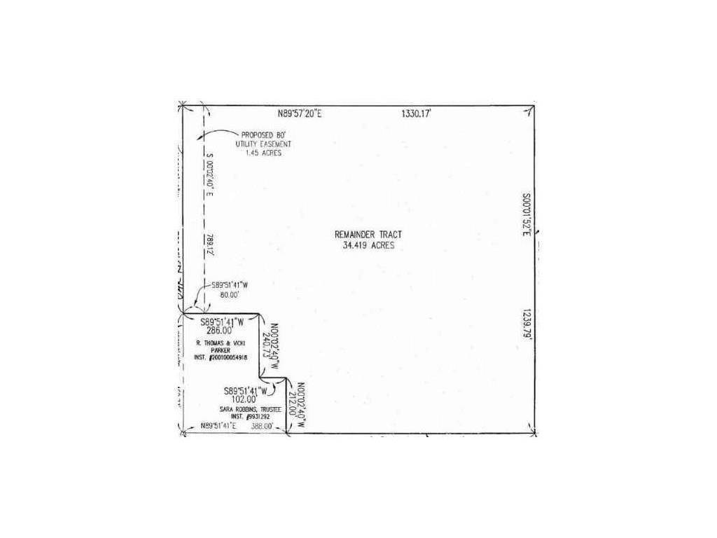 Land for Sale at 16201 Oak Road Westfield, Indiana 46074 United States