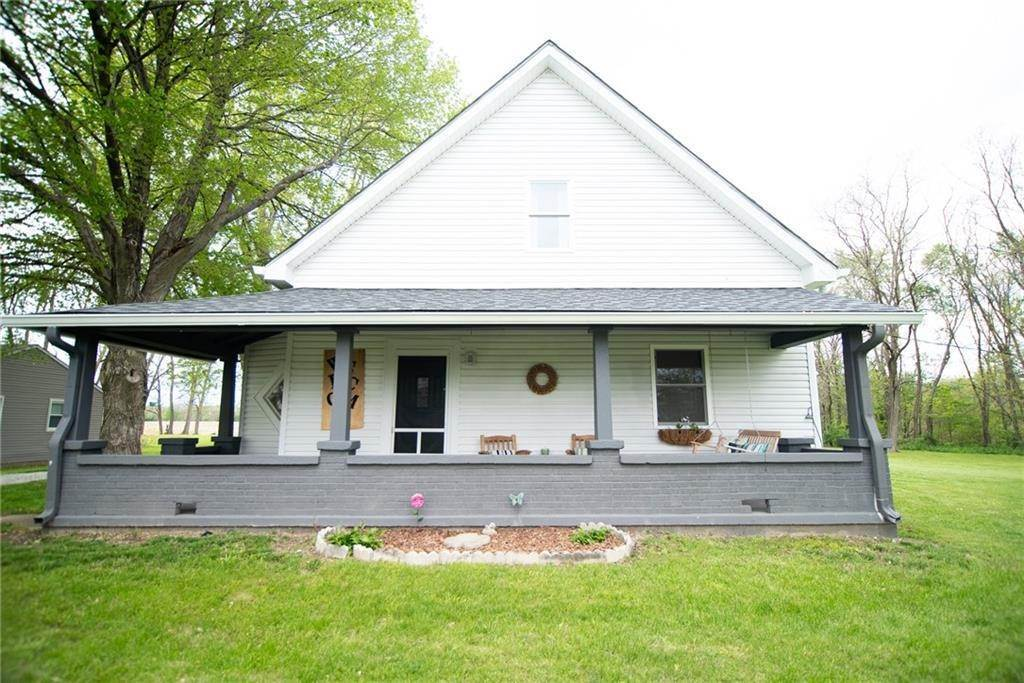 Single Family Homes por un Venta en 81 Cardinal Road Fillmore, Indiana 46128 Estados Unidos