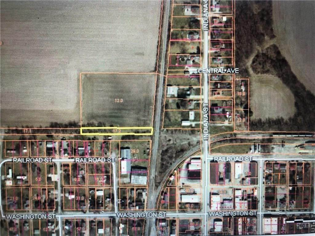 Farm for Sale at N/A Off Railroad Street Roachdale, Indiana 46172 United States