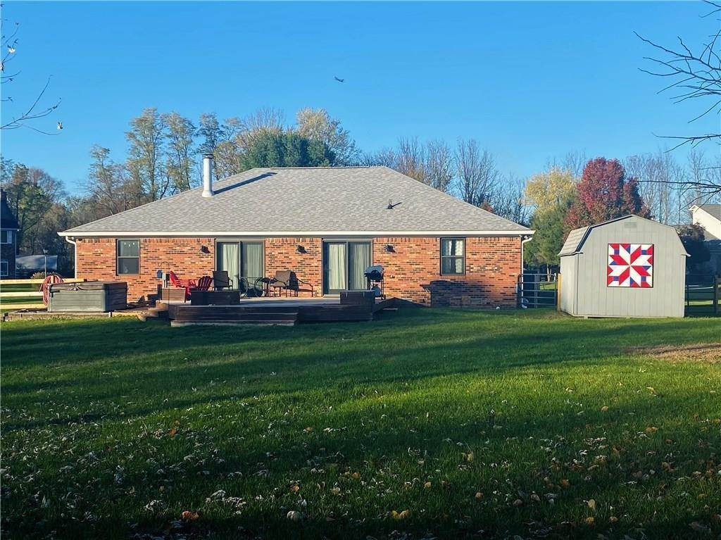Single Family Homes por un Venta en 7374 Ewbank Court Camby, Indiana 46113 Estados Unidos