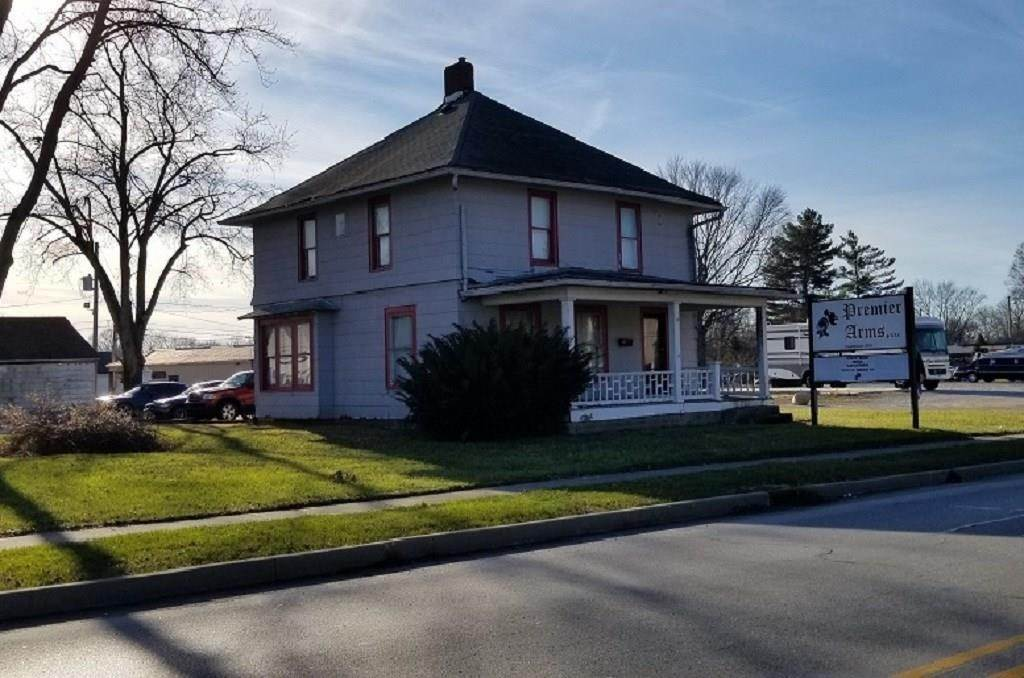 Retail - Commercial for Sale at 421 E Main Street Brownsburg, Indiana 46112 United States