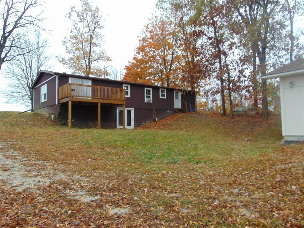 Single Family Homes for Sale at 3369 County Road 450 Greencastle, Indiana 46135 United States