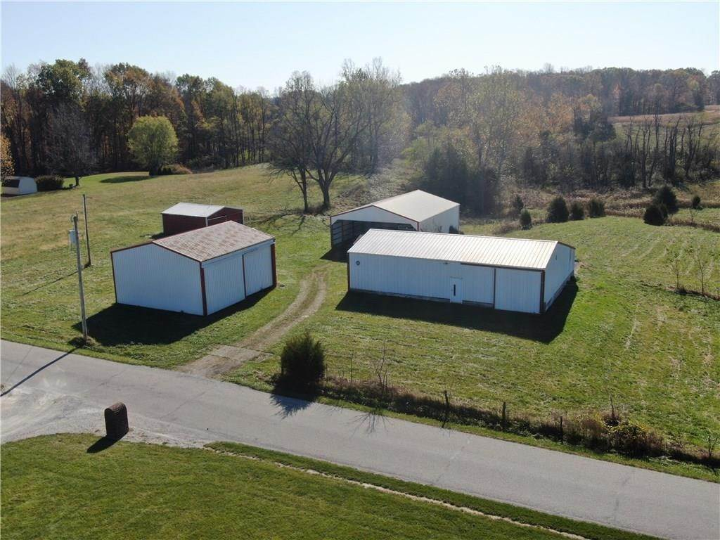 Land at 418 County Road 1400 Batesville, Indiana 47006 United States