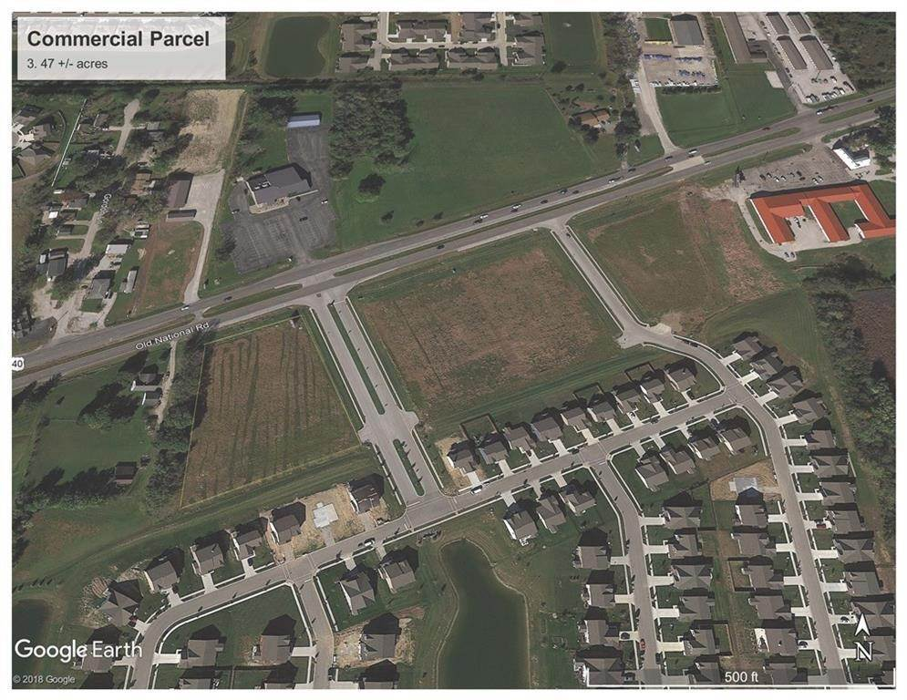 Land for Sale at Us 40 Plainfield, Indiana 46168 United States