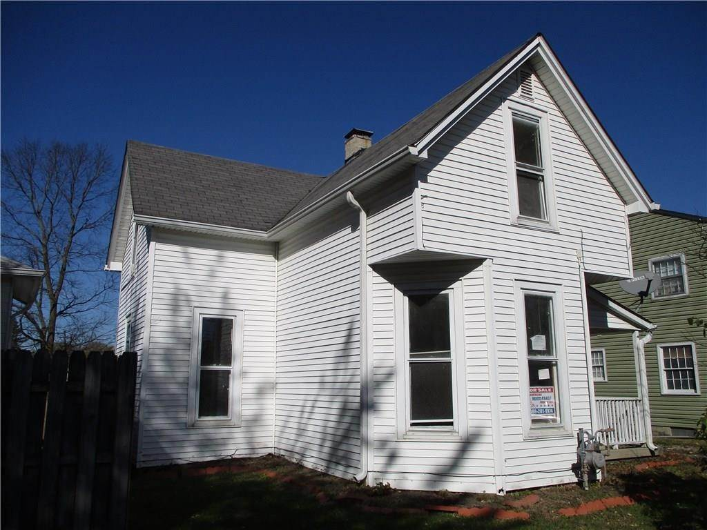Single Family Homes pour l Vente à 460 Washington Street Shelbyville, Indiana 46176 États-Unis