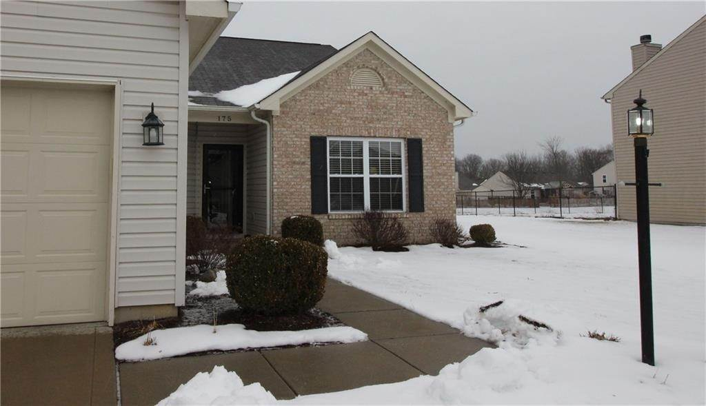 Single Family Homes por un Venta en 175 Brooks Way Pittsboro, Indiana 46167 Estados Unidos